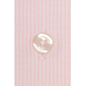 EXTRA-SLIM PINK SMALL STRIPE SHIRT