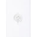 PREMIUM DOUBLE CUFF WHITE SHIRT