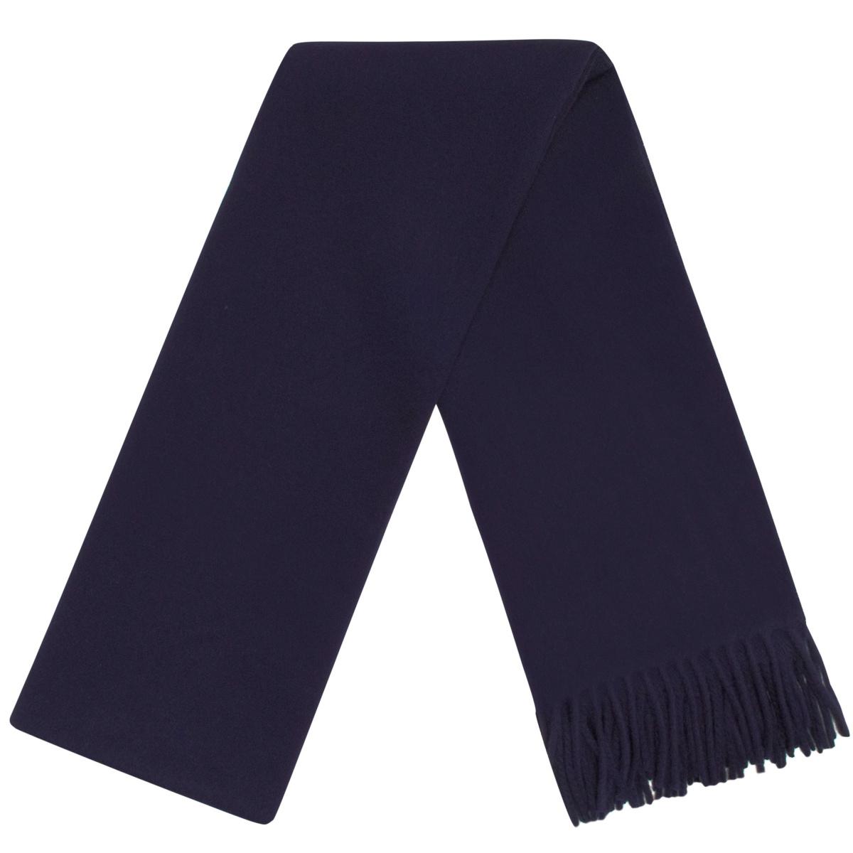 grande charpe bleu marine en pure laine vierge d 39 italie hast. Black Bedroom Furniture Sets. Home Design Ideas