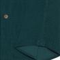 GREEN COTTON CORDUROY SHIRT
