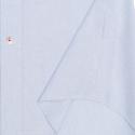 BLUE DARK-RED STRIPE POCKET CASUAL SHIRT