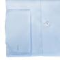DOUBLE CUFF BLUE SHIRT