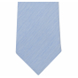 CHEVRON LIGHT-BLUE TIE