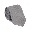 Pied de Puce Grey Tie