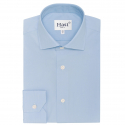 Premium Extra-Slim Blue Shirt