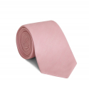 Plain Pink Tie