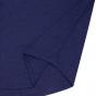 Chemise bleu marine en lin coton