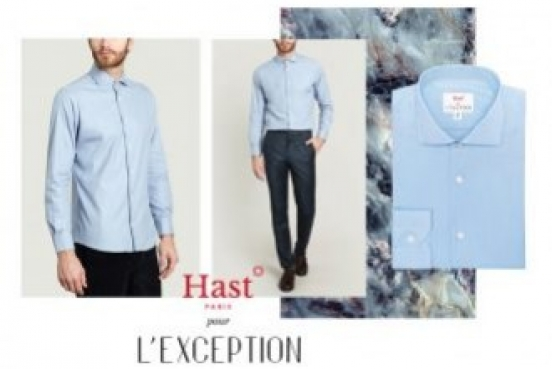 HAST X L'EXCEPTION