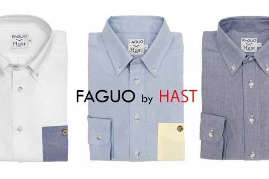 Collection capsule FAGUO x HAST